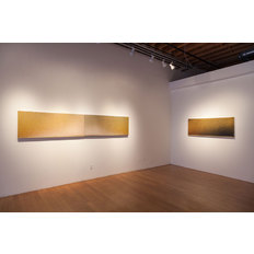 John Knuth Installation view