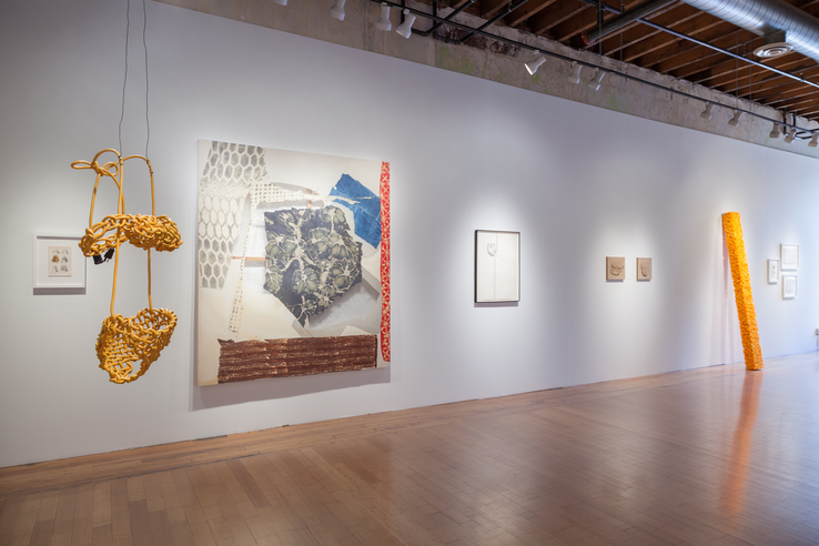 Back to the Real - Installation view