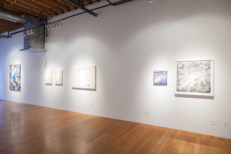 Metagalactic - Installation view
