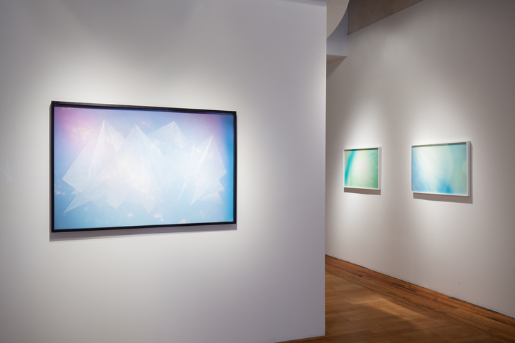 Christopher Russell - Installation view