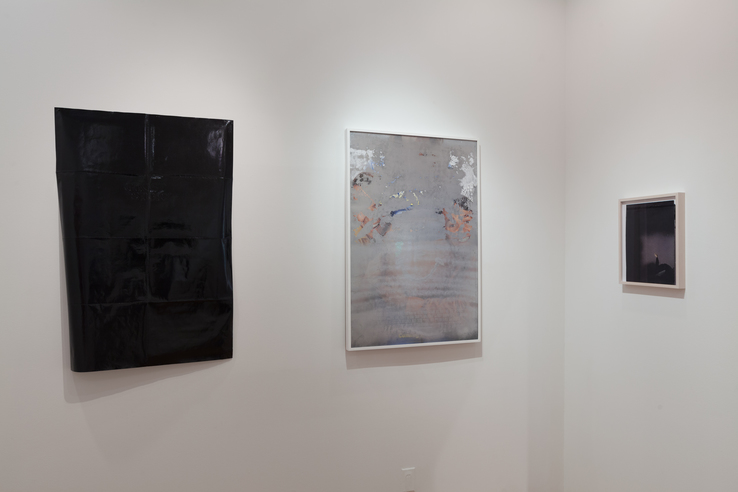 Bobbi Woods - Installation view