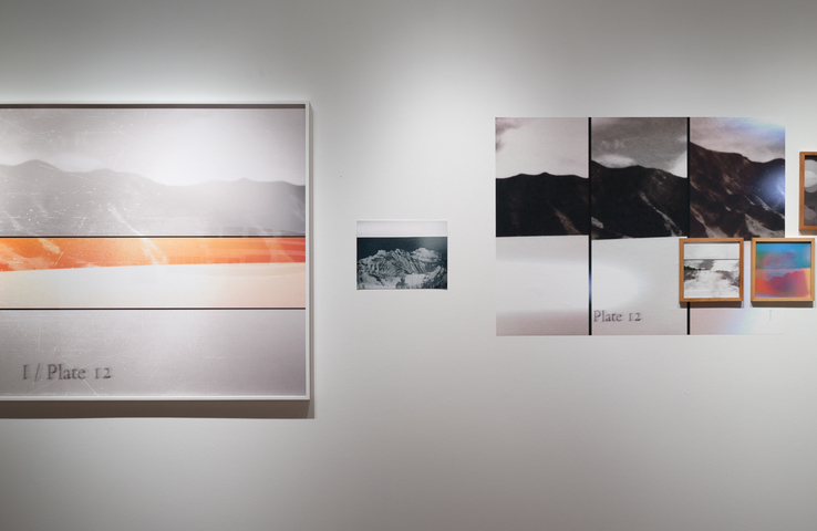 Penelope Umbrico - Installation view