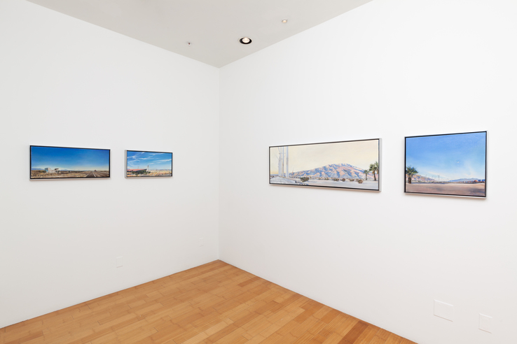 Don Stinson - Installation view