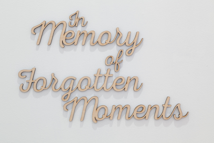 Tobias Fike - In Memory of Forgotten Moments