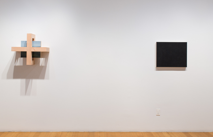 Mike Womack - Installation view