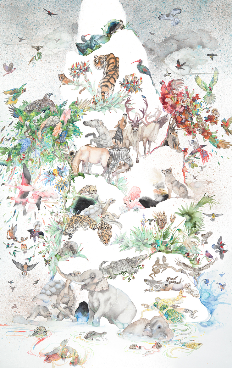Laura Ball - Assembly of the Animals 1
