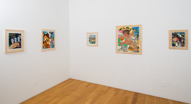 Su Su - Installation view