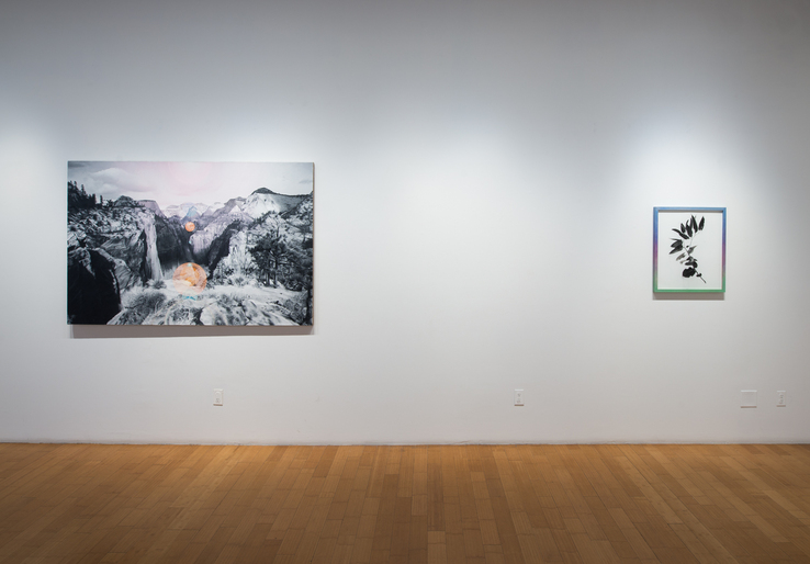Paul Jacobsen - Installation view