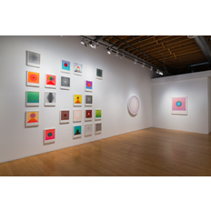 Letitia Quesenberry Installation view