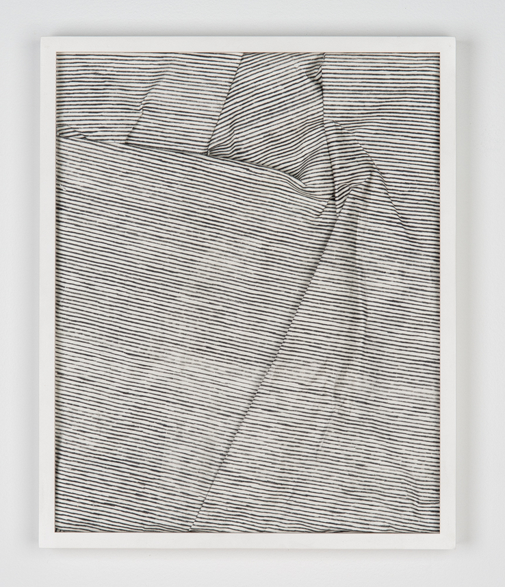Chris Oatey - Untitled (Striation)