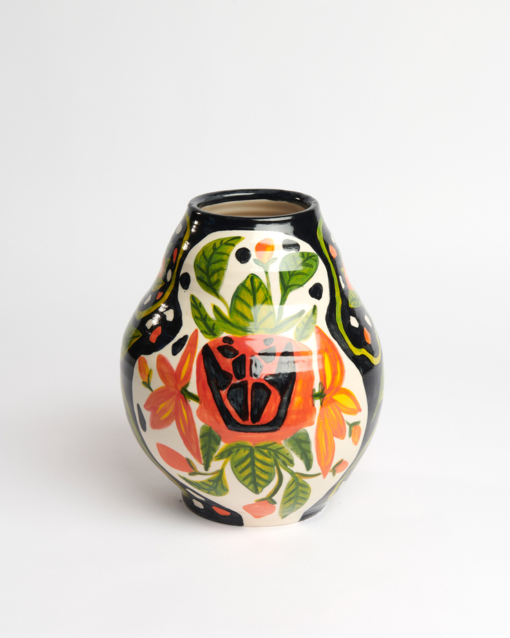 Anna Valdez - Decorative Vase
