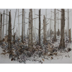 Hong Seon Jang Dusty Forest